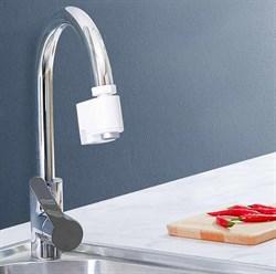 Водосберегательная сенсорная насадка на кран Xiaomi Smartda Induction Home Water Sensor - фото 10363