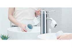 Водосберегательная сенсорная насадка на кран Xiaomi Smartda Induction Home Water Sensor - фото 10366