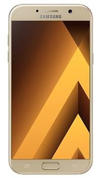 Samsung Galaxy A7 (2017) Gold - фото 5810