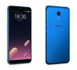 Meizu M6s 3/32Gb Blue - фото 7420