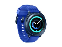 Samsung Gear Sport Blue - фото 7496