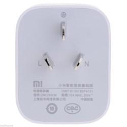 Умная Wi-Fi розетка Xiaomi Mi Smart Power Plug - фото 7772
