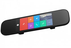 Умное зеркало заднего вида с видеорегистратором Xiaomi MiJia Smart Rearview Mirror Driving Recorder