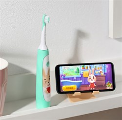 Детская электрическая зубная щетка Xiaomi Soocas Kids Sonic Electric Toothbrush