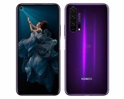 Honor 20 Pro 8/256Gb черно-фиолетовый