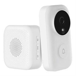 Умный дверной звонок Smart Video Doorbell White