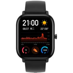 Умные часы Amazfit GTS Obsidian Black