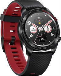 Часы HONOR Watch Magic(stainless steel, silicone strap) (TLS-B19)