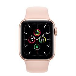 Умные часы Apple Watch SE GPS 40mm Aluminum Case with Sport Band