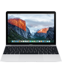 Apple MacBook Early 2016 Silver (MLHA2)★