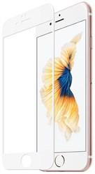 5D ЗАЩИТНОЕ СТЕКЛО ДЛЯ IPHONE 6/6s (Белое)