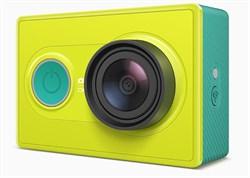 Action Camera Basic Edition Yellow/Green