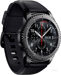 Samsung Gear S3 Frontier Space Gray
