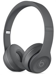 Beats Solo3 Wireless Headphones Asphalt Grey