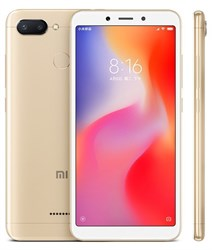 Redmi 6 3/32GB Gold