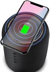 Беспроводная зарядка + Bluetooth колонка Baseus Encok Wireless charging Bluetooth speaker E50Беспроводная зарядка + Bluetooth колонка Baseus Encok Wireless charging Bluetooth speaker E50