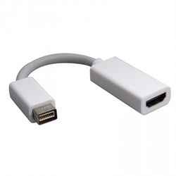 Адаптер Mini DVI to HDMI