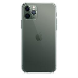 iPhone 11 Pro Silicone Case Clear (Прозрачный) - фото 10926