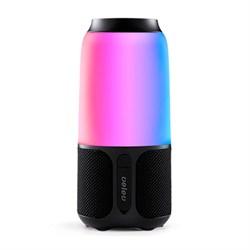Портативная колонка Xiaomi Velev V03 Colorful Lighting Sound Black - фото 12591