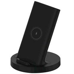 Беспроводное зарядное устройство Mi 20W Vertical Wireless Charging Stand - фото 12955