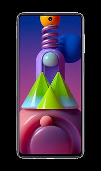 Смартфон Samsung Galaxy M51 - фото 13310