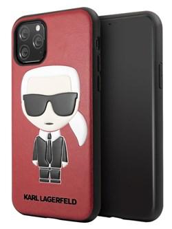 Чехол Karl Lagerfeld для iPhone 11 Pro - фото 15000