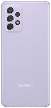 Смартфон Samsung Galaxy A72 6/128GB - фото 15312