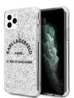 Чехол Karl Lagerfeld для iPhone 11 Pro - фото 15373