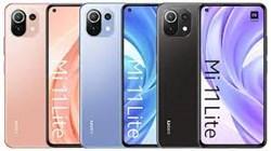 Смартфон Xiaomi Mi 11 Lite 6/128GB - фото 15896