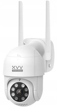 IP-камера Xiaomi Xiaovv Outdoor PTZ Camera 2K (XVV-3630S-P1) Наружная - фото 16705