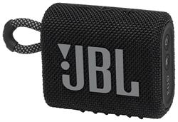 Портативная акустика JBL GO 3 - фото 17037