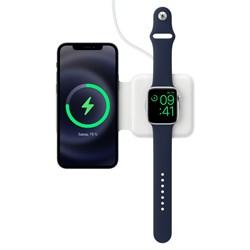 Двойное зарядное устройство MagSafe (Apple MagSafe Charger Dual) - фото 17117