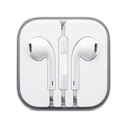 Наушники Apple EarPods с разъёмом 3,5 мм - фото 5115