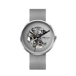 Часы Xiaomi CIGA Design Anti-Seismic Mechanical Watch Wristwatch My Series (Silver) - фото 8738