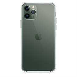 iPhone 11 Pro Silicone Case Clear (Прозрачный)