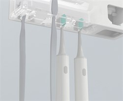 Умный держатель Xiaomi для дезинфекции зубной щетки