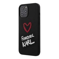 Чехол Karl Lagerfeld для iPhone 12 Pro Max