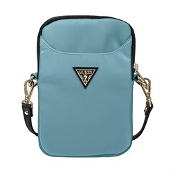 Сумка Guess для смартфонов Nylon Phone bag with Triangle metal logo