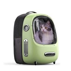 Рюкзак-переноска для кошек Xiaomi Petkin Fresh Wind Cat Backpack