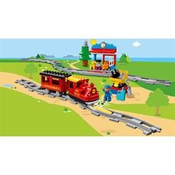 Поезд на паровой тяге