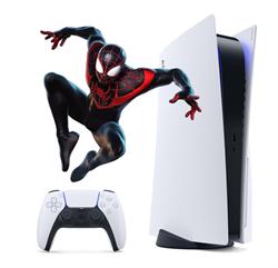 Игровая приставка Sony PlayStation 5 + игра Spider-man