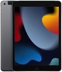 Планшет Apple iPad (2021) 64Gb Wi-Fi+Cellular