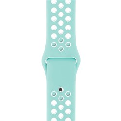 Ремешок Nike plus Sport Band для Apple Watch 42mm Mint